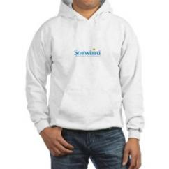 Snowbird - Wintering in Warm Weather Hoodie Size Medium